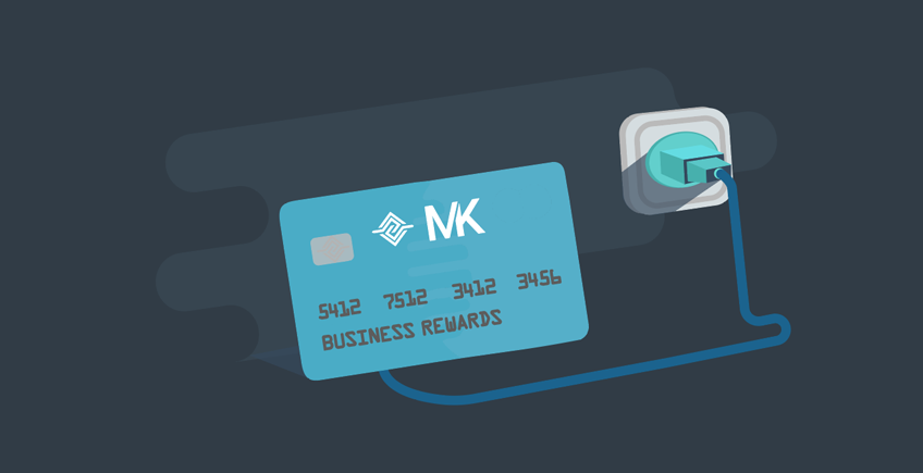 MK-Branded Business Rewards Card