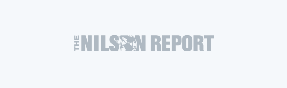 featured on The Nilson Report