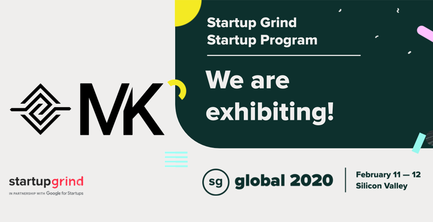 Exhibiting at 2020 Startup Grind